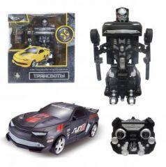 """Робот-трансформер 1Toy """"Трансботы"""" - Маслкар на радиоуправлении Т10863"""