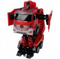 Робот-трансформер 1Toy Пожарная машина на радиоуправлении Т11023