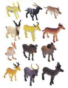 Набор фигурок Наша Игрушка Мир диких животных YW01-5