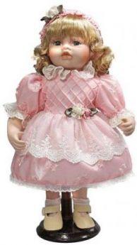 "Кукла фарфор 12"" ""Зефирка"""
