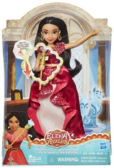 Кукла DISNEY ELENA OF AVALOR Елена и волшебный скипетр со светом