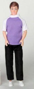 Кукла-юноша 29см, 3 вида, в ассорт.