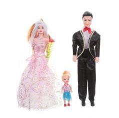 Счастливая семья - Кукла, Кен, пупс, в ассорт.