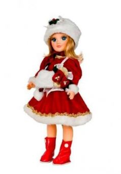 Кукла ВЕСНА Анастасия Новогодняя 42 см говорящая