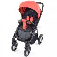 Прогулочная коляска Nuovita Modo Terreno (rosso nero)