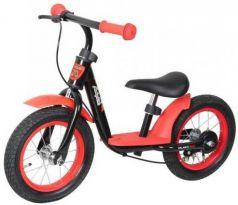 """Беговел двухколёсный Moby Kids KidRun 12 12"""" красно-черный 641168"""