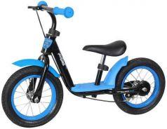 """Беговел двухколёсный Moby Kids KidRun 12 12"""" сине-черный 641169"""