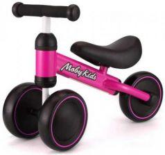 Беговел трехколёсный Moby Kids KidBike розовый 641161
