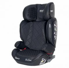 Автокресло Rant B-Tiger Space Isofix (black)