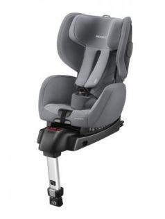 Автокресло Recaro OptiaFix (aluminum grey)