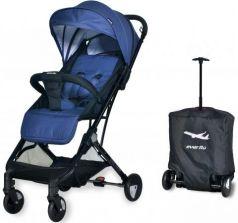 Коляска прогулочная Everflo Baby Travel E-330 (jeans)