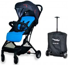 Коляска прогулочная Everflo Baby Travel E-330 (blue)