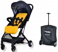 Коляска прогулочная Everflo Baby Travel E-330 (yellow)