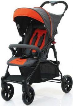Прогулочная коляска FD-Design Treviso 4(Аnthracite/Flame)