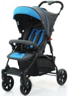 Прогулочная коляска FD-Design Treviso 4(Аnthracite/Water)