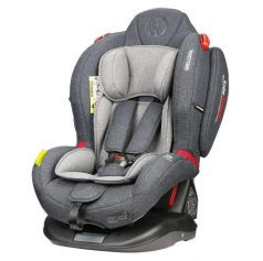 Автокресло Wellodon Royal Baby Dual Fit (grey)