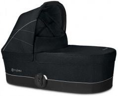 Люлька Cybex Carry Cot S (lavastone black)