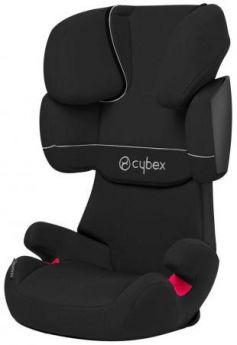 Автокресло Sybex Solution X (pure black)