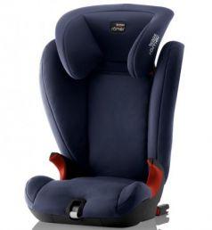 Автокресло Britax Romer Kidfix SL Black Series (moonlight blue trendline)