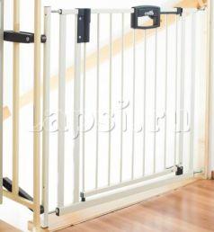 Ворота безопасности 84,5-92,5см Geuther Easylock (белый)
