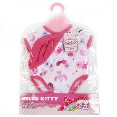 Одежда для кукол Карапуз HELLO KITTY
