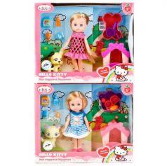 Кукла КАРАПУЗ HELLO KITTY. МАШЕНЬКА 15 см MARY63001-HK