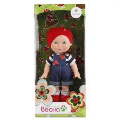 Кукла ВЕСНА ВЕСНУШКА 23 26 см В3094