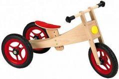 Беговел трехколёсный Geuther Bike бежевый 2970
