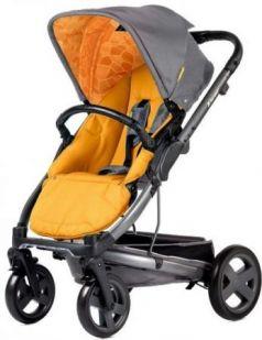 Прогулочная коляска X-Lander X-Cite (sunny orange)