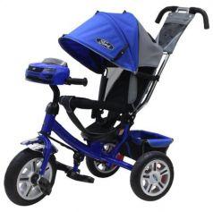 Велосипед трехколёсный Jetem FORD EXPLORER 12*/10* синий 950MF-N1210-BLUE