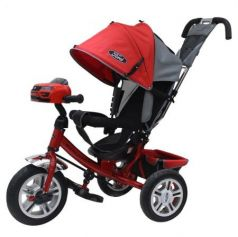 Велосипед трехколёсный Lexus Trike FORD EXPLORER 12*/10* красный 950MF-N1210-RED