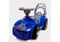 Каталка-машинка RT Ламбо пластик от 10 месяцев на колесах синий