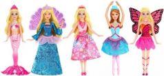 Игрушка Barbie Сказочные мини-куклы в асc