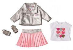 Одежда для кукол Zapf Creation Законодательница моды