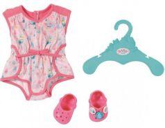 Одежда для кукол Zapf Creation Пижамка с обувью