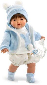 Кукла Карлос 33 см со звуком