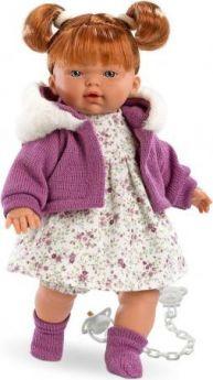 Кукла Алиса 33 см со звуком