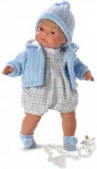 Кукла Пабло 38см со звуком