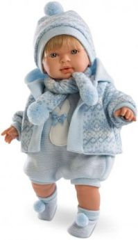 Кукла Мигуэль 42 см со звуком