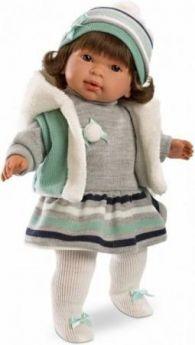 Кукла Карла 42 см со звуком