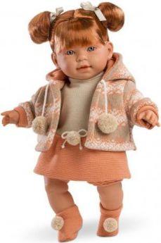 Кукла Амелия 42 см со звуком