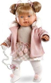 Кукла Джулия 42 см со звуком