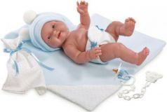 Кукла Бэбито Селесте 26 см с одеялом