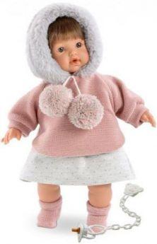 Кукла Айсель 33 см со звуком