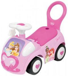 Каталка-машинка Kiddieland Волшебная Принцесса пластик от 18 месяцев на колесах розовый KID 043935veg