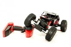 Машинка на радиоуправлении Balbi Внедорожник CRAWLER красно-черный от 5 лет пластик, металл RCS-4305 B