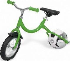 Беговел с колесом в виде мяча «ВЕЛОБОЛЛ» зелёный Bike on ball