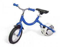 Беговел с колесом в виде мяча «ВЕЛОБОЛЛ» синий Bike on ball