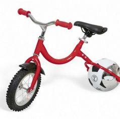 Беговел с колесом в виде мяча «ВЕЛОБОЛЛ» красный Bike on ball