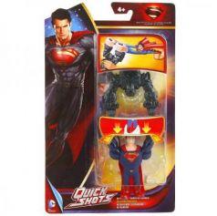 MATTEL. SUPERMAN: MAN OF STEEL УСТРОЙСТВО ДЛЯ ЗАПУСКА ФИГУРКИ НА КАРТ. 17*26*3СМ в кор.20шт